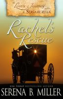 Rachel's rescue  Cover Image