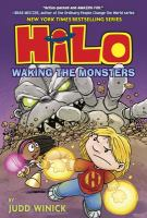 Hilo. Book 4 Waking the monsters Book cover