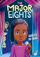 Scarlet's big break Book cover