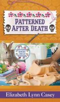 Patterned after death Book cover