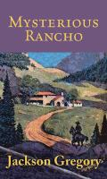Mysterious rancho Book cover
