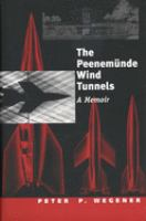 Go to record The Peenemèunde wind tunnels : a memoir