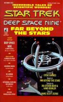 Far beyond the stars  Cover Image