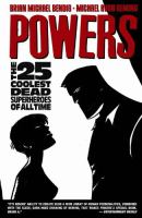 Powers. The 25 coolest dead superheroes of all time  Cover Image