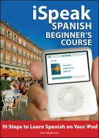 Go to record iSpeak Spanish : beginner's course