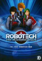 Go to record Robotech, the macross saga. The first robotech war.