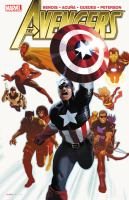 Avengers. Vol. 3  Cover Image