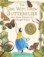 The girl who drew butterflies by Joyce Sidman.