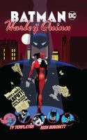 Batman and Harley Quinn  Cover Image