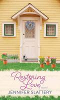 Restoring love Book cover