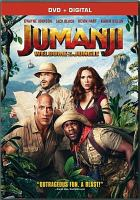 Jumanji. Welcome to the jungle  Cover Image
