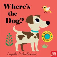 Where's the dog? Book cover