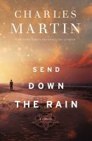 Send down the rain Book cover