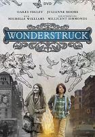 Wonderstruck Book cover