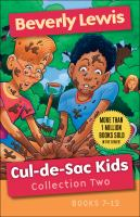 Cul-de-sac Kids. Collection two, books 7-12  Cover Image