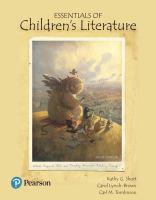 Go to record Essentials of children's literature