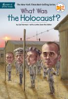 What was the Holocaust? Book cover