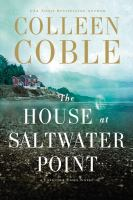 The house at Saltwater Point Book cover