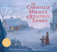 The Christmas miracle of Jonathan Toomey  Cover Image