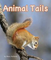 Animal tails Book cover