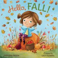Hello, fall! Book cover
