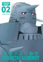 Fullmetal alchemist. Volume 02 Book cover
