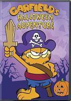 Garfield's Halloween adventure. Book cover