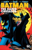Batman : the caped crusader  Cover Image