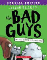 The Bad Guys in Do-you-think-he-saurus? Book cover