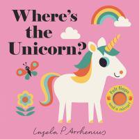 Where's the unicorn? Book cover