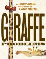 Giraffe problems Book cover