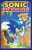 Sonic the Hedgehog : fallout! Book cover