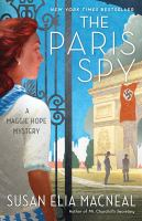 Go to record The Paris spy : a Maggie Hope mystery.