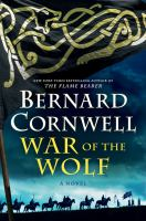 Go to record War of the wolf : a novel