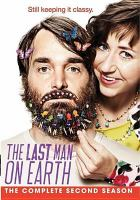 The last man on Earth. The complete second season Book cover
