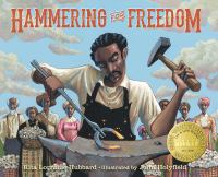 Hammering for freedom : the William Lewis story Book cover
