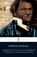 Narrative of the life of Frederick Douglass, an American slave Book cover