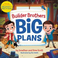 Builder Brothers : big plans Book cover