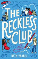 The reckless club Book cover