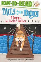 A puppy for Helen Keller Book cover
