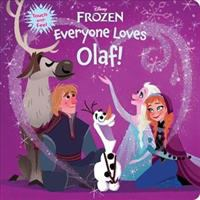 Everyone loves Olaf! Book cover