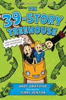 The 39-story treehouse Book cover