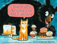 There are no bears in this bakery Book cover