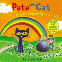 The great leprechaun chase Book cover