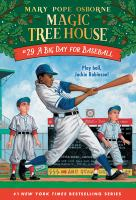 A big day for baseball Book cover
