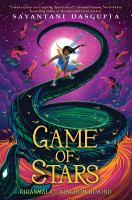 Game of stars Book cover