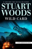 Wild card by Stuart Woods.