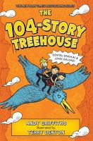 The 104-story treehouse Book cover