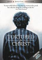 Tortured for Christ Book cover