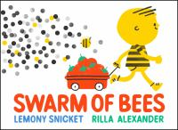 Swarm of bees Book cover